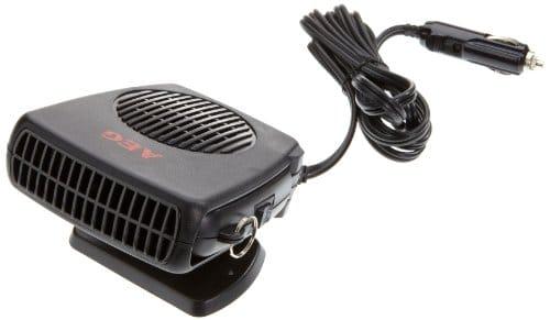 Tipos de calefactores. Calefactor para el coche