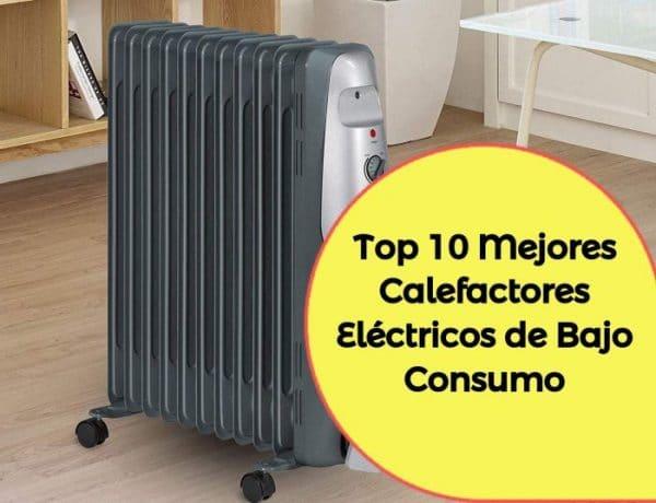 Comparativa sobre los mejores calefactores eléctricos de bajo consumo que existen en la actualidad