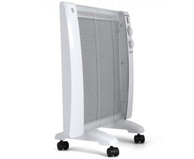 Tipos de radiadores eléctricos. Radiadores de mica