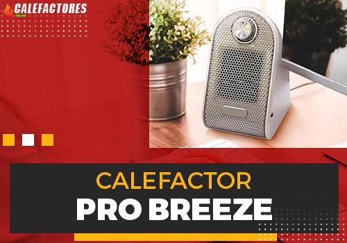 Mejores calefactor Pro Breeze