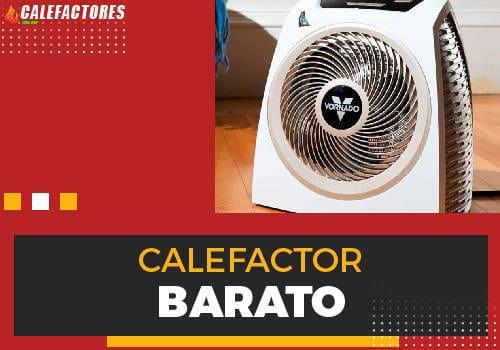 Mejores calefactor barato