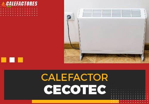 Mejores calefactor cecotec