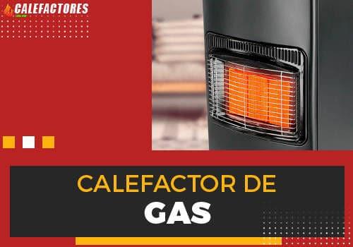 Mejores calefactor de gas