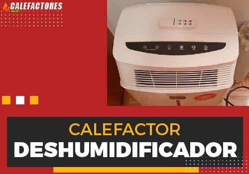 Mejores calefactor deshumidificador