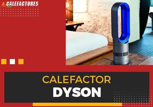 Mejores calefactor dyson