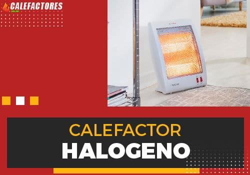 Mejores calefactor halogeno