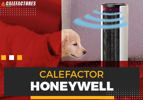 Mejores calefactor honeywell