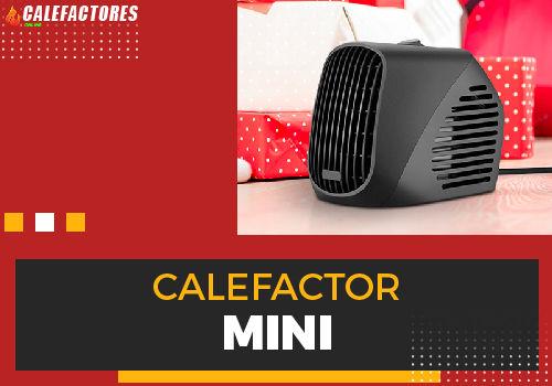 Mejores calefactor mini