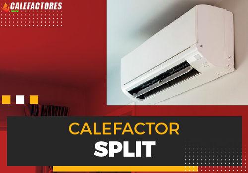 Mejores calefactor split