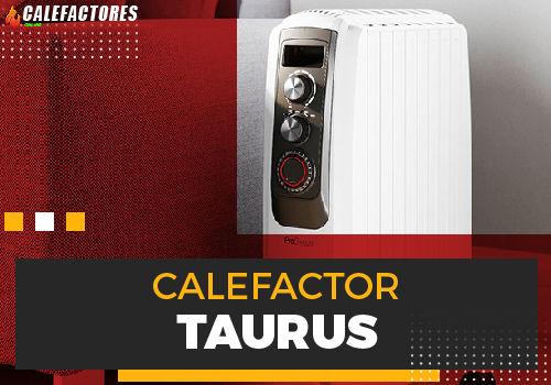 Mejores calefactor taurus