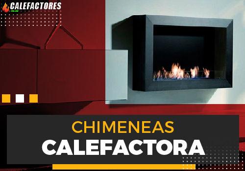 Mejores chimeneas calefactora