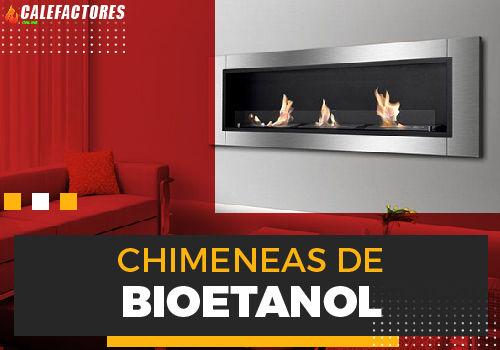 Mejores chimeneas de bioetanol