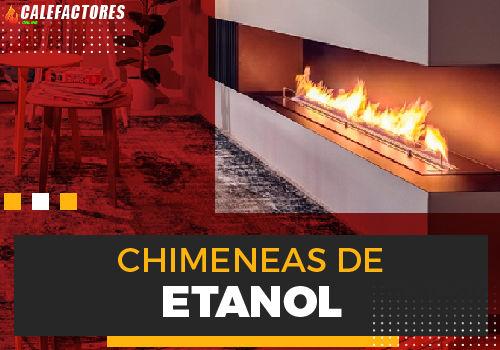 Mejores chimeneas de etanol