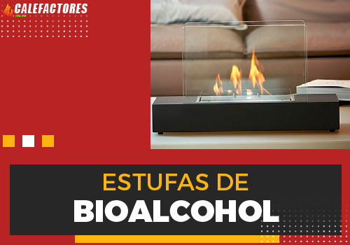 Mejores estufas de bioalcohol