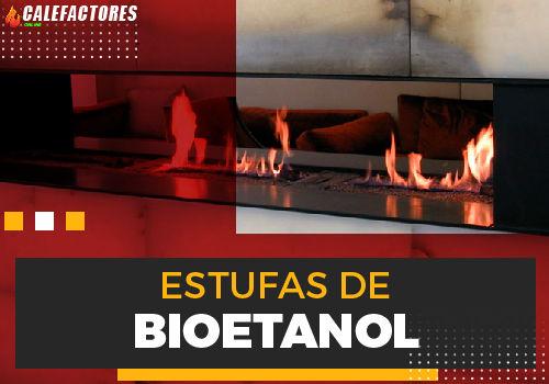 Mejores estufas de bioetanol