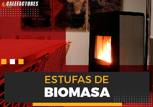 Mejores estufas de biomasa