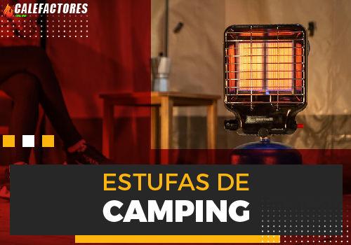 Mejores estufas de camping