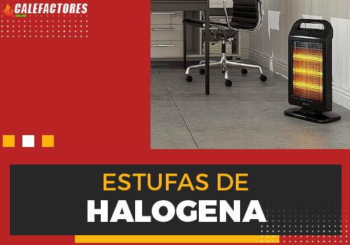 Mejores estufas de halogena