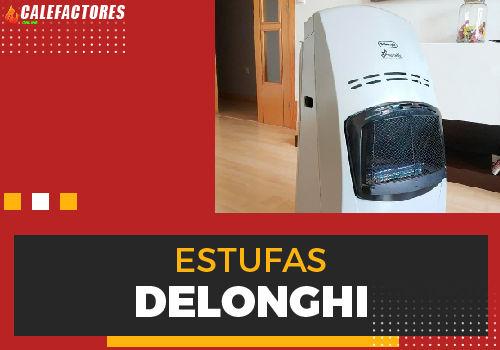 Mejores estufas delonghi