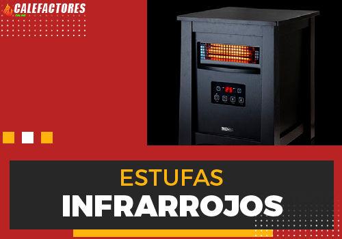 Mejores estufas infrarrojos