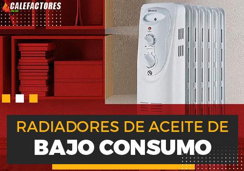 Mejores radiadores de aceite de bajo consumo