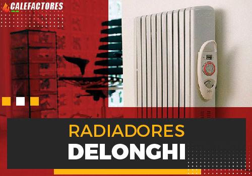 Mejores radiadores delonghi