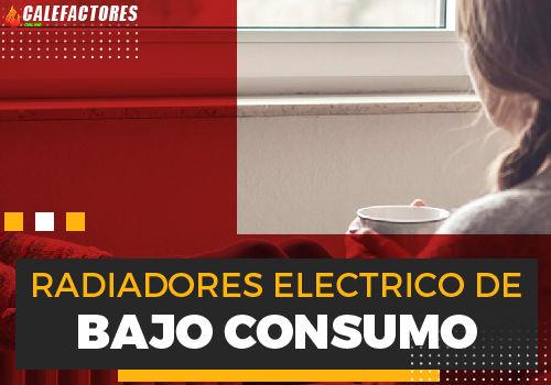 Mejores radiadores electrico de bajo consumo